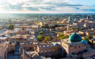 Правила въезда в республику Узбекистан