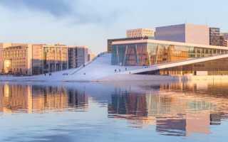 Поморская виза в Норвегию