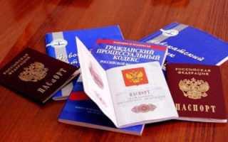 Получение гражданства РФ лицом без гражданства