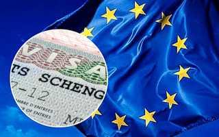 Получение виз в Евросоюз гражданами Российской Федерации