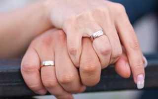 Анкета состояние в браке