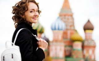 Оформление визы из Грузии в Россию