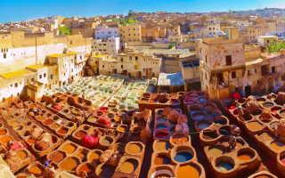 Оформление визы в Марокко для белорусов и украинцев