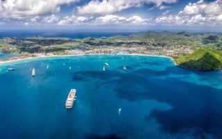 Оформление визы и правила въезда на остров Сент-Люсия