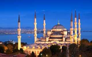 Правила въезда в Турцию для белорусов