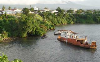 Работа в Экваториальной Гвинее
