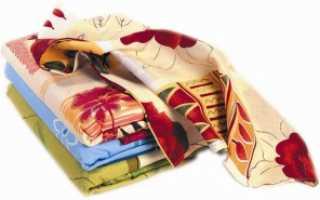 Можно ли вернуть постельное белье обратно в магазин закон
