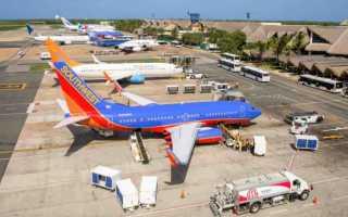 Аэропорты Доминиканы