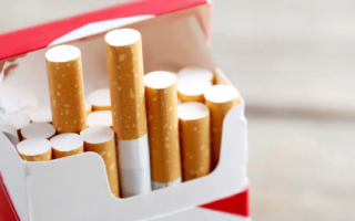 Правила ввоза сигарет