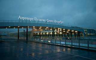 Правила провоза и розыск багажа в Пулково