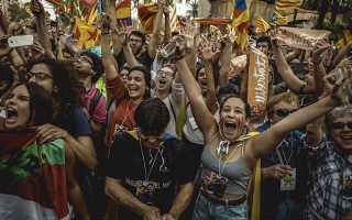 Язык в Каталонии