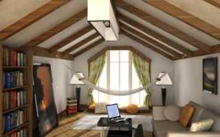 Можно ли занимать чердачное помещение в одноэтажном многоквартирном доме