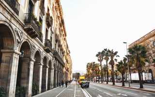Оформление туристической визы в Испанию
