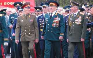 Налоговые льготы военным пенсионерам в московской области в 2020 году
