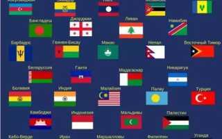 Оформление и получение визы для въезда в Таджикистан