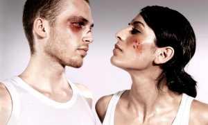Какое наказание грозит за пощечину девушке?