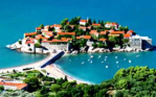 Уровень жизни и цены в Черногории