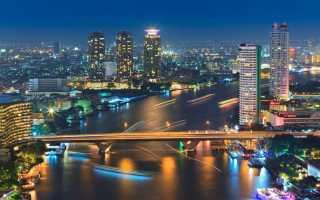 Правила въезда в Таиланд для граждан России