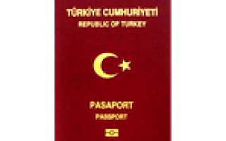 Способы получения гражданства Турции