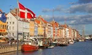 Регистрация брака в Дании