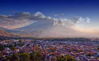 Оформление визы в Гватемалу