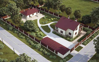 Нормы и правила постройки дома на дачном садовом участке