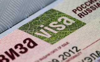 Продление визы в России для иностранных граждан