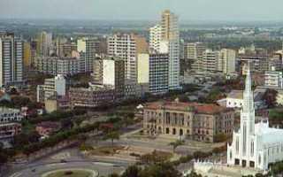 Оформление визы в Мозамбик