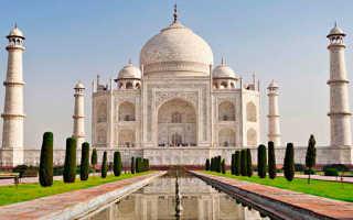 Стоимость оформления электронной визы в Индию 2020