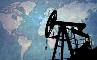 Страны мира, богатые запасами нефти