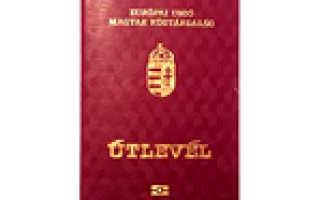 Оформление и получение гражданства Венгрии