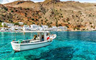 Оформление визы для поездки на остров Крит