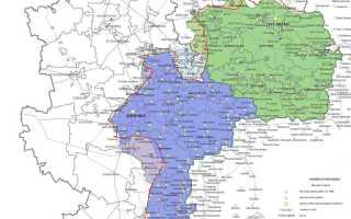 Пересечение границы ДНР-Россия