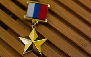 Какая ежемесячная выплата герою России