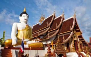 Стоимость оформления визы в Таиланд