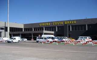 Как добраться из аэропорта Жироны до Барселоны