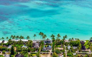 Оформление визы для поездки на Гавайские острова