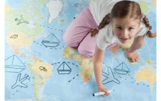С какого возраста можно оформить загранпаспорт ребенку