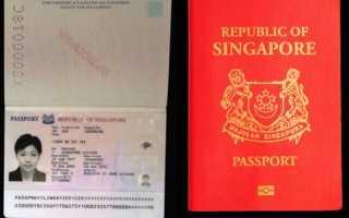Оформление и получение гражданства Сингапура