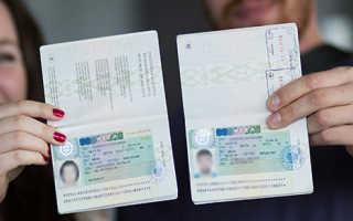 Оформление годовой шенгенской визы