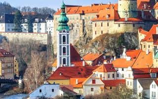 Налоги в Чехии