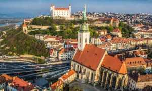 Заполнение анкеты для получения визы в Словакию