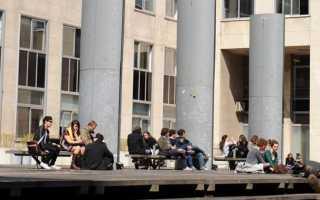 Высшее образование и обучение во Франции